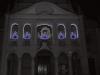 La chiesa elaborazione grafica